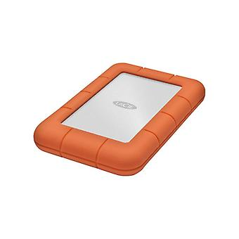 LaCie Rugged Mini 2,5 2TB USB3.0 Shock rain resistant