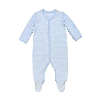 Under the Nile Organic Cotton Side Snap Footie