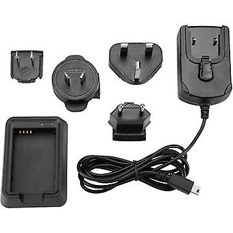 Charger Garmin Chargeur daccu 010-11921-06 Suitable for=Garmin VIRB, Garmin VIRB Elite