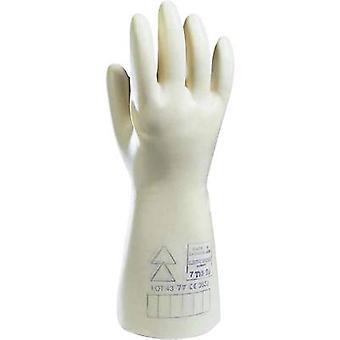 Natuurlijke rubber elektriciens handschoen grootte (handschoenen): 10, XL nl 388, nl 60903 Electrosoft CLASSE 00 / 500 V CAT. 3 TAILLE 2091903 1 paar