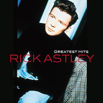 Rick Astley - Greatest Hits CD] USA import