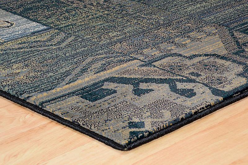 Tapis - Gabiro - Bleu - Conception 04