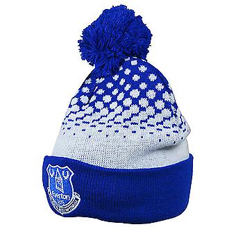 Everton FC Cuff Bobble Knitted Hat