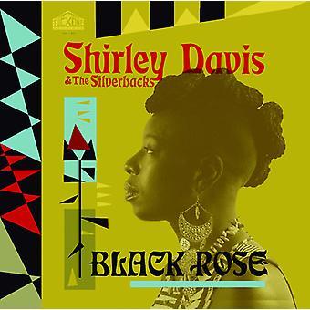 Davis, Shirley / Silverbacks - Black Rose [Vinyl] USA import