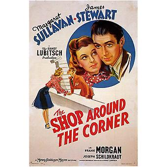 The Shop Around the Corner Movie Poster (11 x 17)
