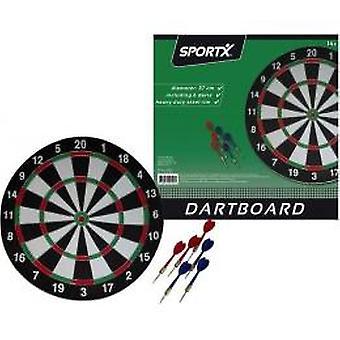 SportX tarczy 37 cm