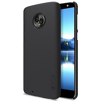 NILLKIN Motorola Moto G6 Frosted shell hard-Black