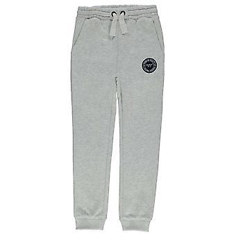SoulCal Kids Girls Signature Jogging Bottoms Junior Fleece Trousers Pants