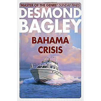 Bahama crise por Desmond Bagley - livro 9780008211332