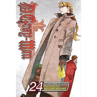D. Gray-Man - 24 von Katsura Hoshino - 9781421563121 Buch
