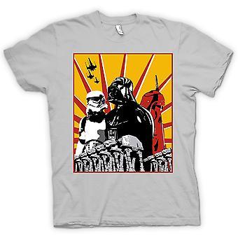 Kids t-skjorte - Star Wars - Darth Vader & Storm Tropper