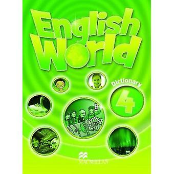 Mundo inglês 4 - dicionário por Liz Hocking - Mary Bowen - 9780230032