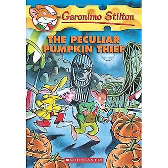 The Peculiar Pumpkin Thief (Geronimo Stilton Series #42)