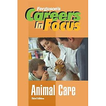 Animal Care (Ferguson's Careers in Focus)