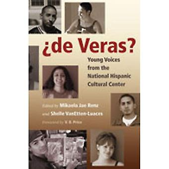 ?De Veras?: Young Voices from the National Hispanic Cultural Center