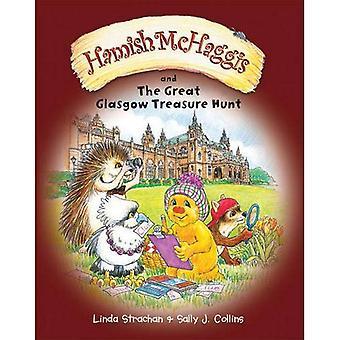 Hamish McHaggis och fantastiska Glasgow skattjakt