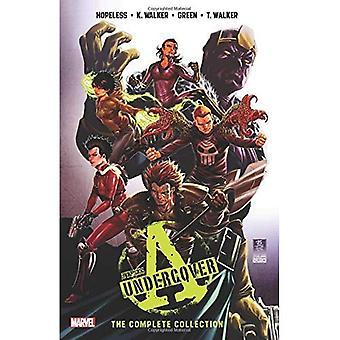The Avengers Undercover: Die komplette Sammlung