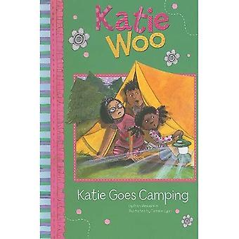 Katie vai acampar