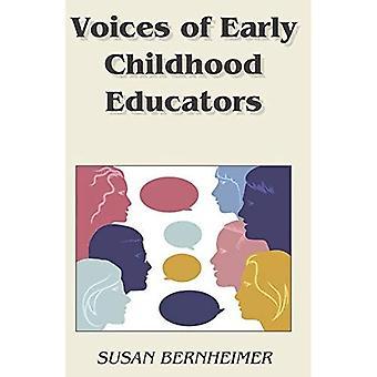 Voix des éducateurs de la petite enfance (études de l'enfance)