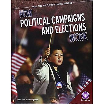 How Political Campaigns and Elections Work (How the Us Government Works)