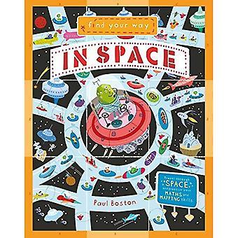 Hitta din väg i rymden (hitta din väg)