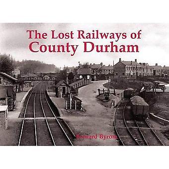 Förlorade järnvägarna i County Durham