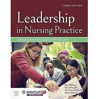 Leadership en pratique infirmière: changer le paysage des soins de santé