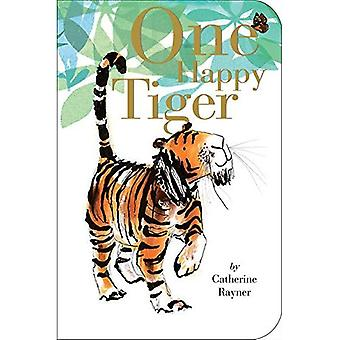 One Happy Tiger [Board book]