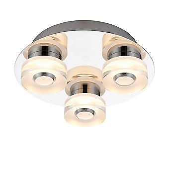 Rita badkamer Flush plafondlamp - Endon 68911