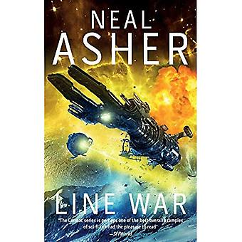 Line War: The Fifth Agent Cormac Novel (Agent Cormac)