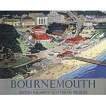 Bournemouth (ad de ferrocarril antiguo) estera del ratón (se)