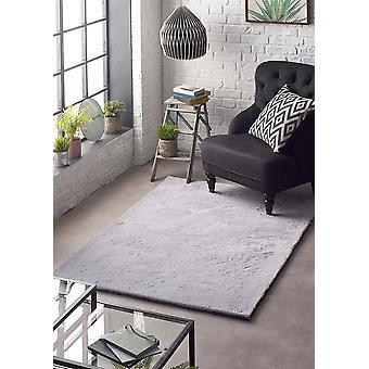 Kiiltävä hopea suorakulmio mattoja tavallinen/lähes pelkkää matot