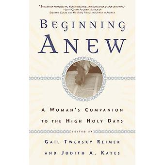Beginning Anew by Reimer & Gail T.