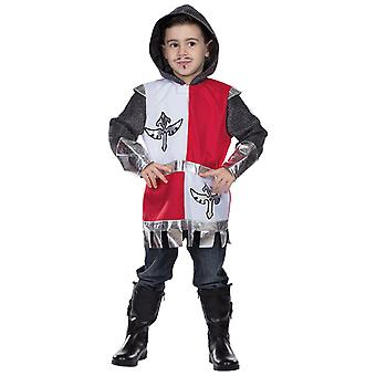Lennard Knight child costume boy gentleman Castle medieval Carnival