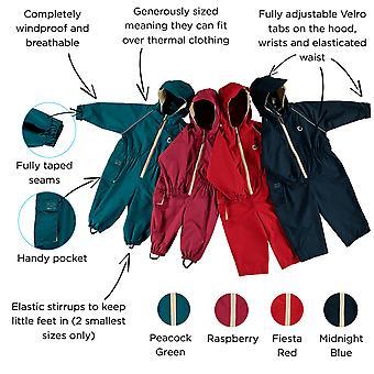 Hippychick wasserdicht In einem Regenanzug, Splashsuit, Schneeanzug für Kinder – ätherische Outdoor-Kleidung für Kinder