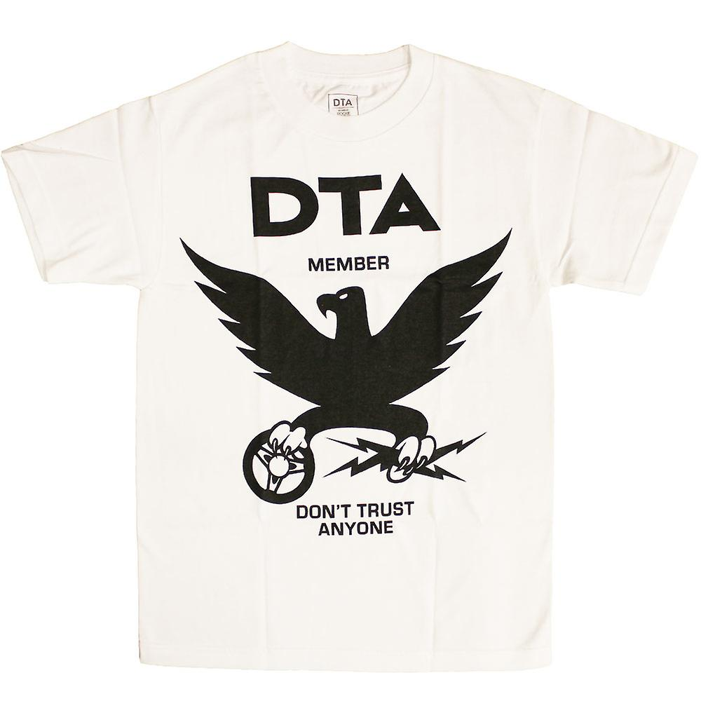 DTA Eagle RS nueva camiseta blanco negro