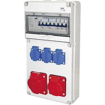 Gewiss CEE power distributor AS05070 400 V 32 A