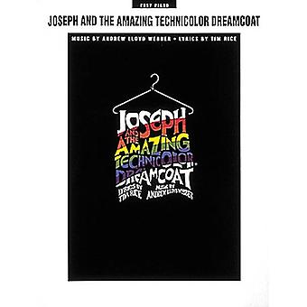 Joseph and the Amazing Technicolor Dreamcoat by Andrew Lloyd Webber -