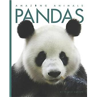 Pandas by Valerie Bodden - 9780898127911 Book