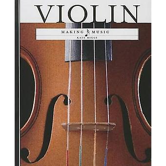 Violin by Kate Riggs - 9781608183715 Book