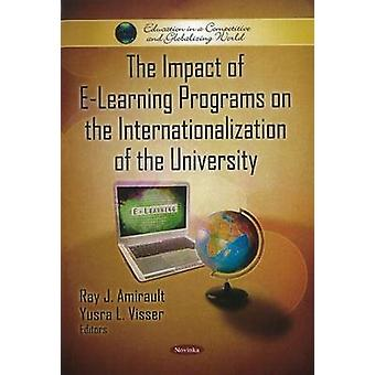 Impact of E-Learning Programs on the Internationalization of the Univ