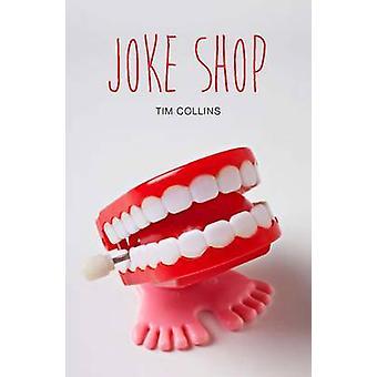 Joke Shop by Tim Collins - 9781781479575 Book