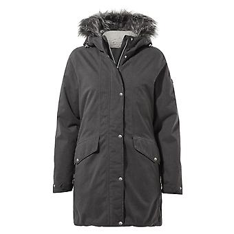 Craghoppers Womens Rochers Insulated Waterproof Parka Coat
