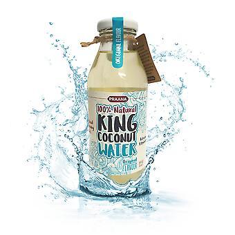 Praana King Coconut Water - 350 Ml - 64 Kcl Per Bottiglia