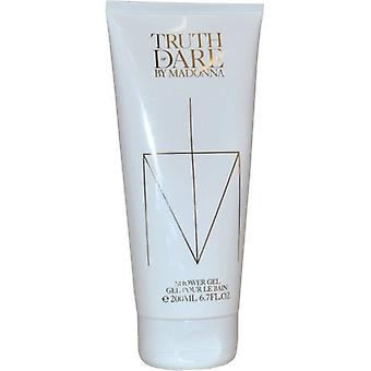 Madonna Truth eller tør brusebad Gel 200ml