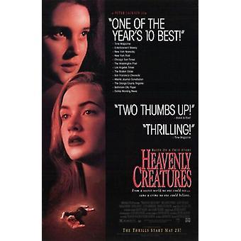 Heavenly Creatures (1994) Original Kino Poster