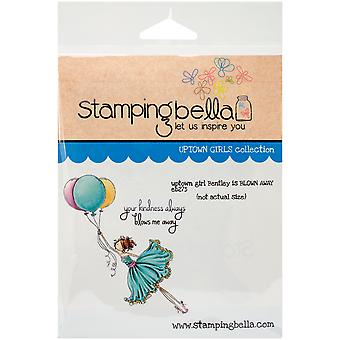 Stamping Bella Cling Rubber Stamp 3,75