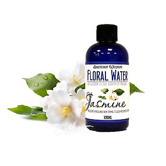 Jasmine Floral Water Natural Skin Toner 100ml