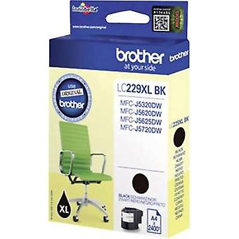 Brother Ink LC-229XLBK opprinnelige svart LC229XLBK