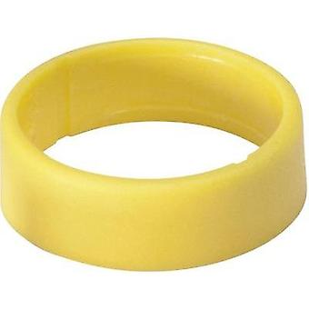 ID ring Hicon HI-XC-GE Yellow 1 pc(s)
